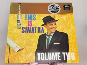 Frank Sinatra ‎– This Is Sinatra Volume Two